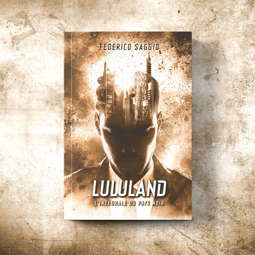 'Lululand' book cover