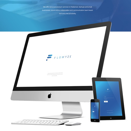 Logo Design for Flowyze