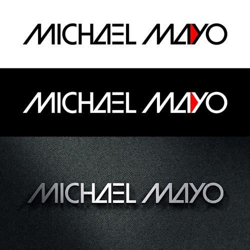 Logo Design for DJ Michael Mayo