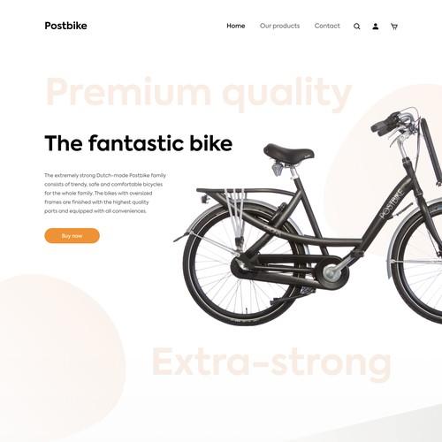 Postbike Website