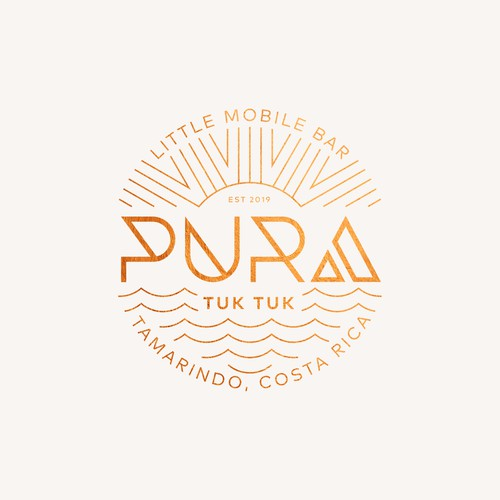 Pura - little mobile bar