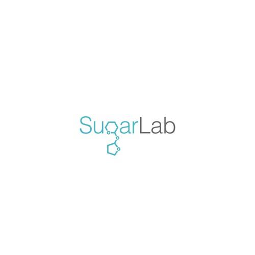 Logo Concept for SUGAR LAB
