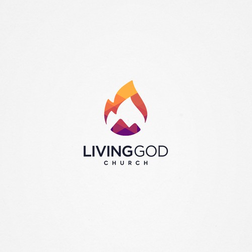 Logo for Living God Church