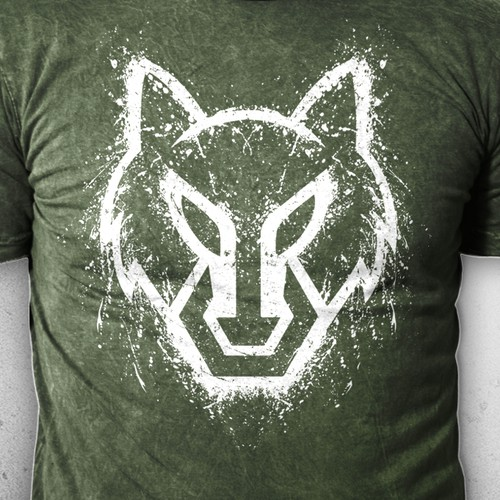 Wolf Logo Clothing