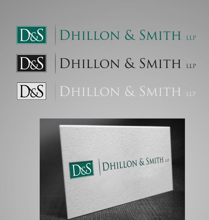 Create the next logo for Dhillon & Smith