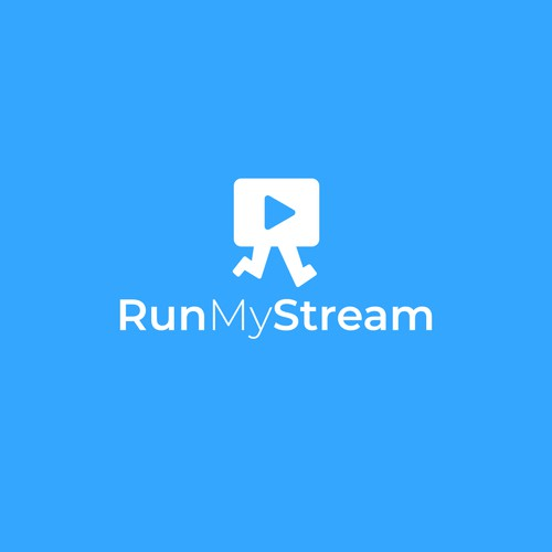 run my stream logo