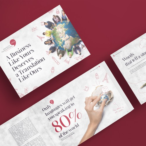 Creative Brochure Desing