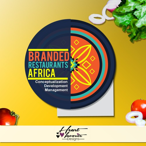 Logo Design for Branded Restaurants Africa