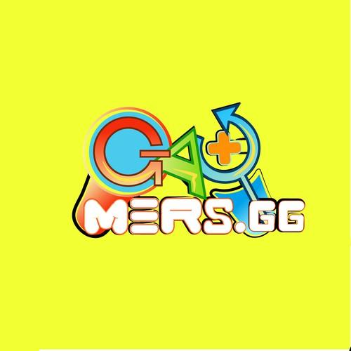 gaymers.gg logo design