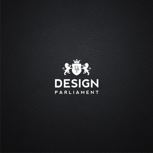 Create the next logo for DESIGN PARLIAMENT