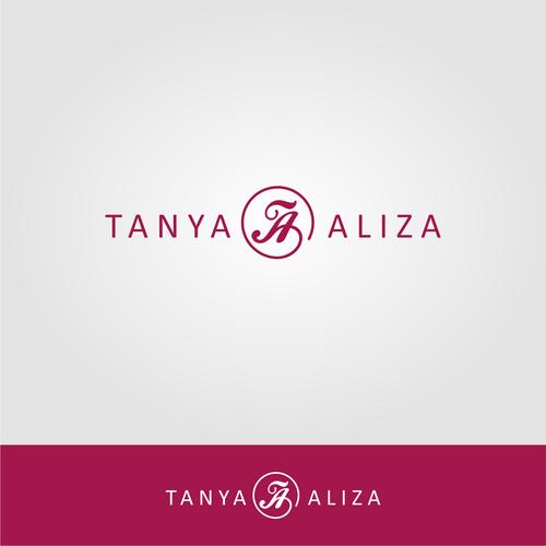 logo concept for Tanya Aliza