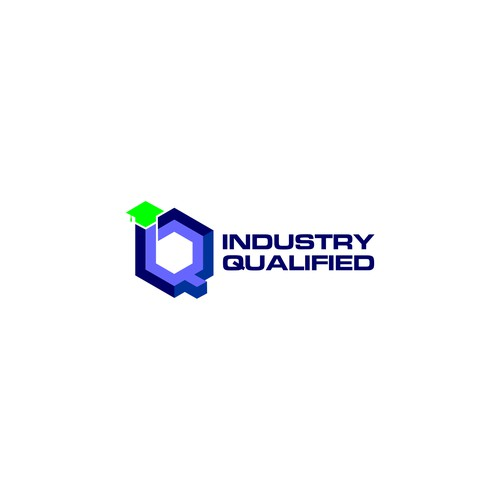 Create new logo for Industry Qualified