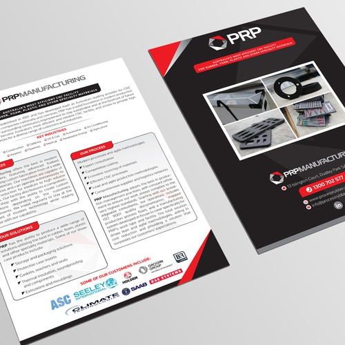 PRP Flyer