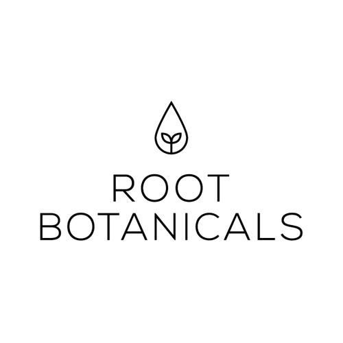 Logo Concept For Root Botanicals