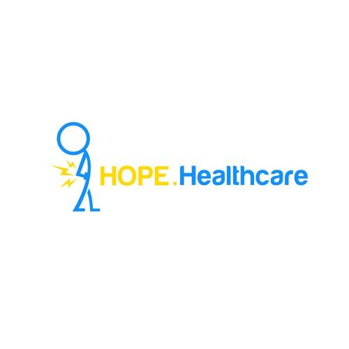 logo for hope healthcare