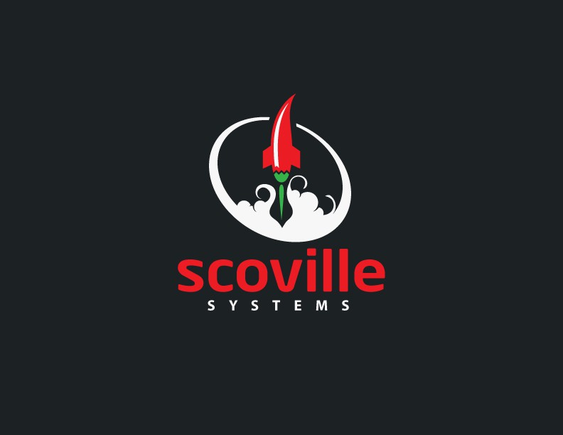 Need a spicy hot, yet cool and fun, logo for Scoville Systems!