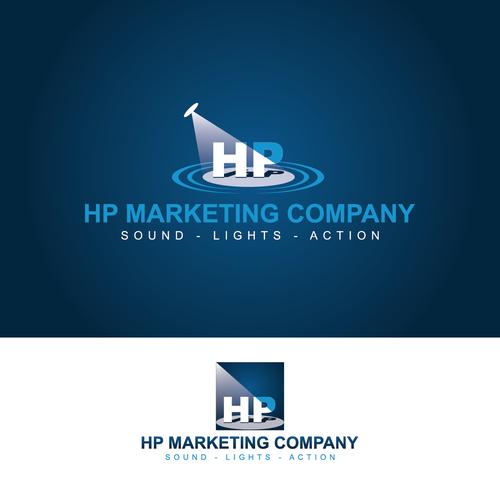 logo design for HP Marketing Company