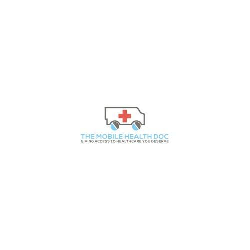 Design a logo for a mobile medical practice!