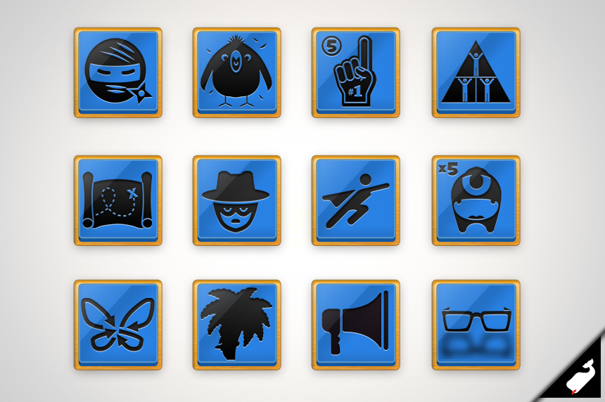 Love Video Games? Love Badges? Check Out Our Project!