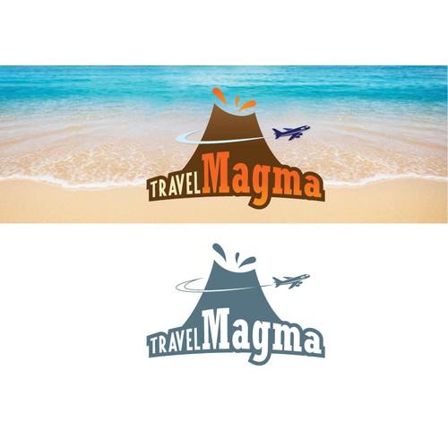New logofor TravelMagma *unused proposal