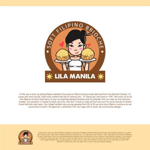 LOGO for LILA MANILA