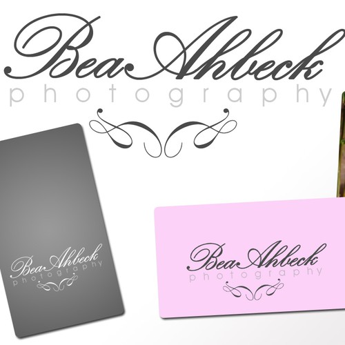 Logo Design for Bea Ahbeck Photography