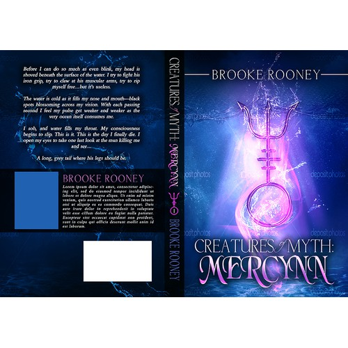 Create a captivating cover for a new genre of literature - New Adult