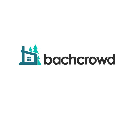 Cool logo for Bachcrowd