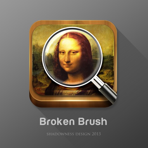 Icon for the game Broken Brush