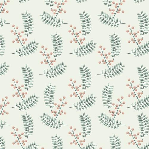 Floral pattern for kids