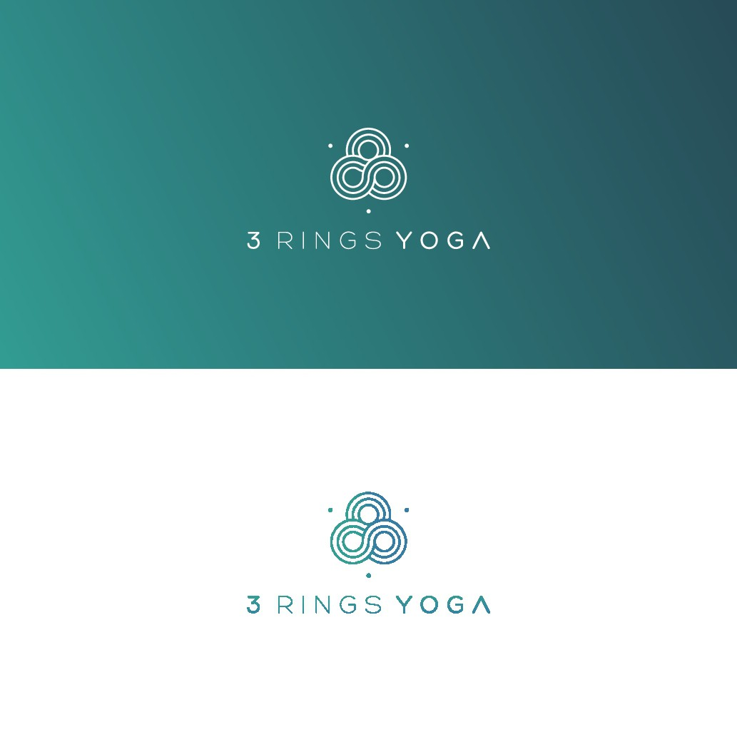 3 Well Known Yoga Teachers need a logo