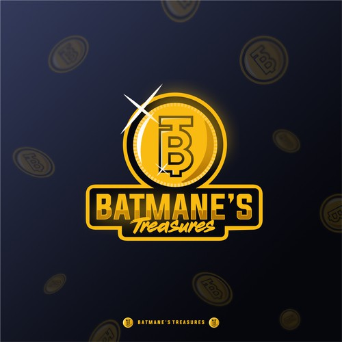 Logo Batmane's Treasures