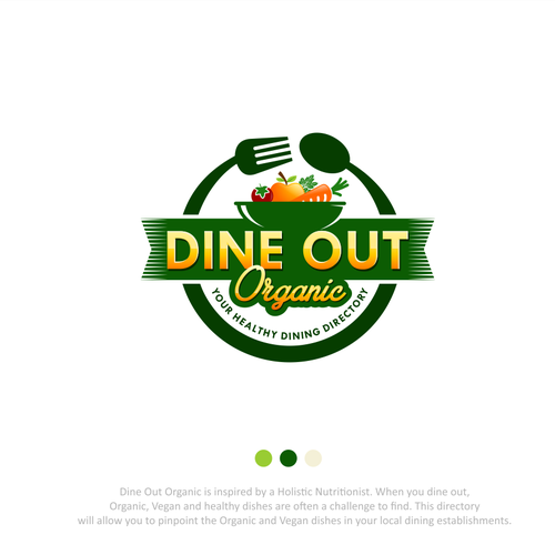Dine Out Organic Design