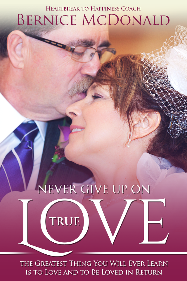 Create a Book Cover that will help thousands to never give up on true love!