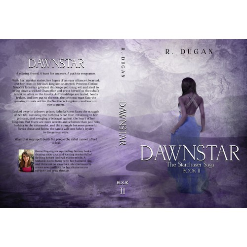 The Starchaser Saga: DAWNSTAR
