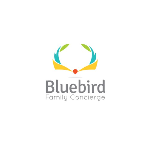 design for Bluebird Family Concierge
