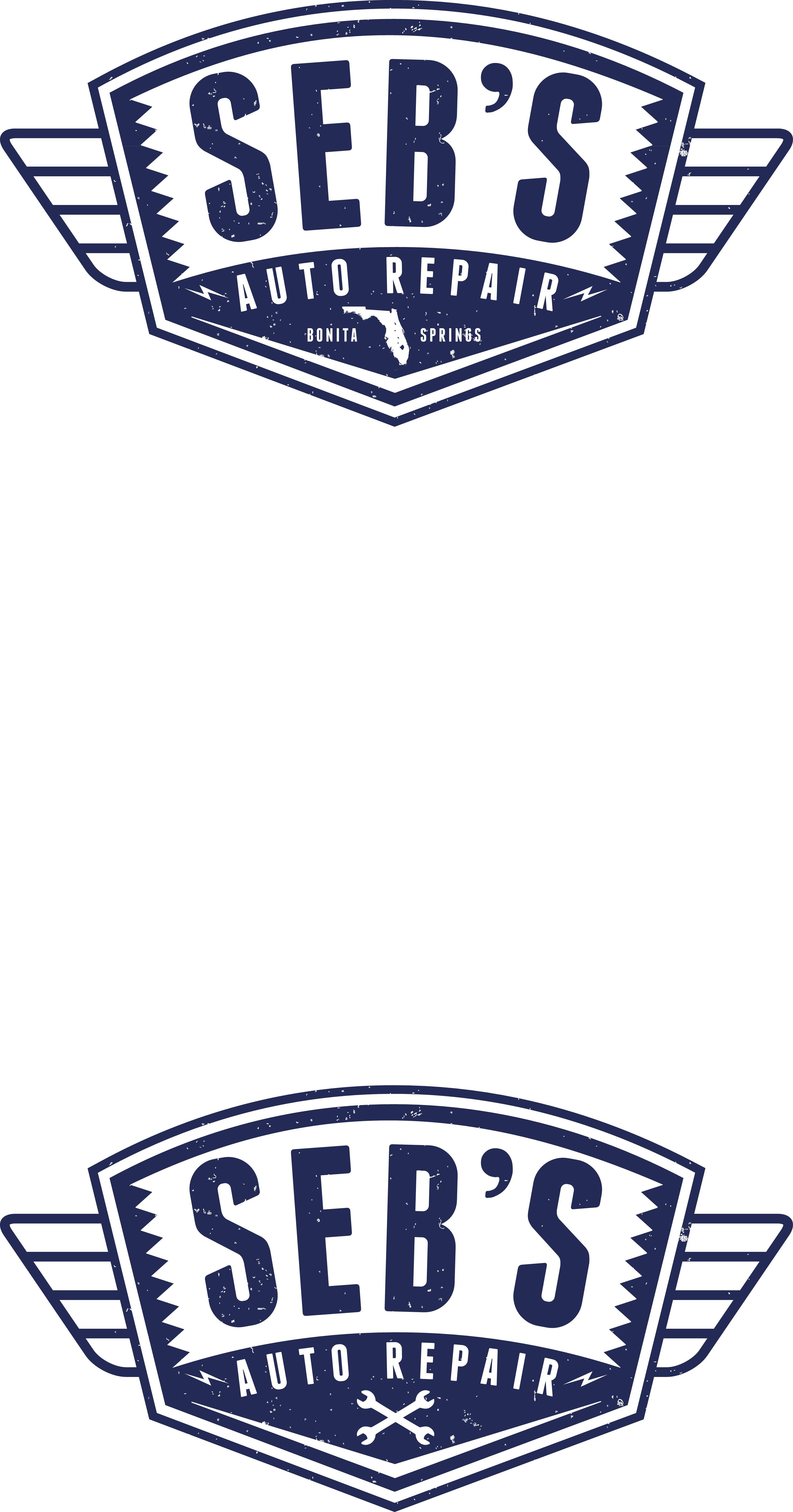 Make us a badass logo for a nice auto repair