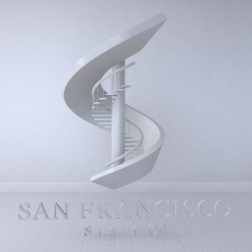 Staircase Logo - Round 2