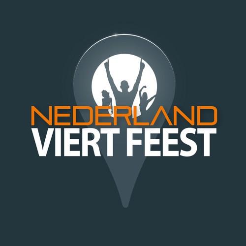 nederland viert feest