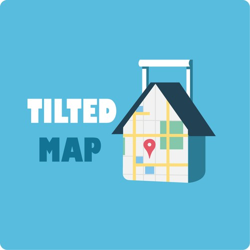 Tilted Map