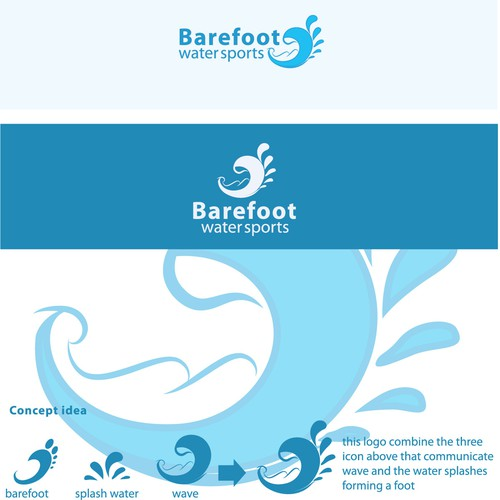 Bare foot Watersport