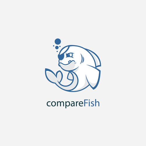 Logo for startup compareFish