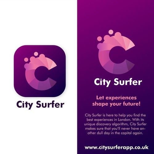 City Surfer App icon