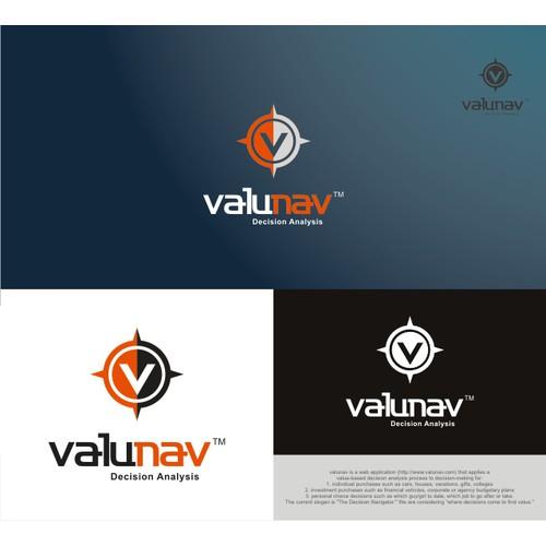 Unique decision analysis web application logo needed for ...valunav.com
