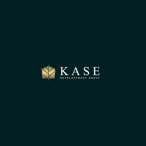 Winning Logo concept for KASE Development Group
