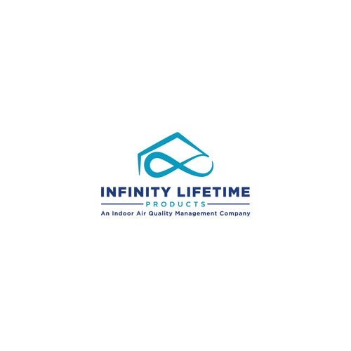 Air Quality Company Logo for Infinity Lifetime Products