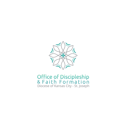 Cool and compelling logo for a Christian organization