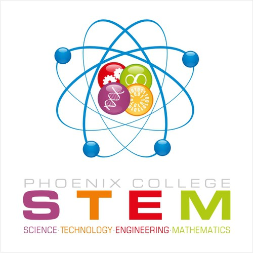 Help Phoenix College STEM Network with a new logo