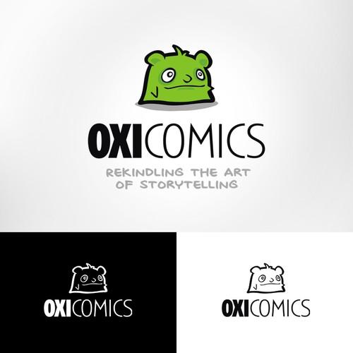 OXI Comics logo