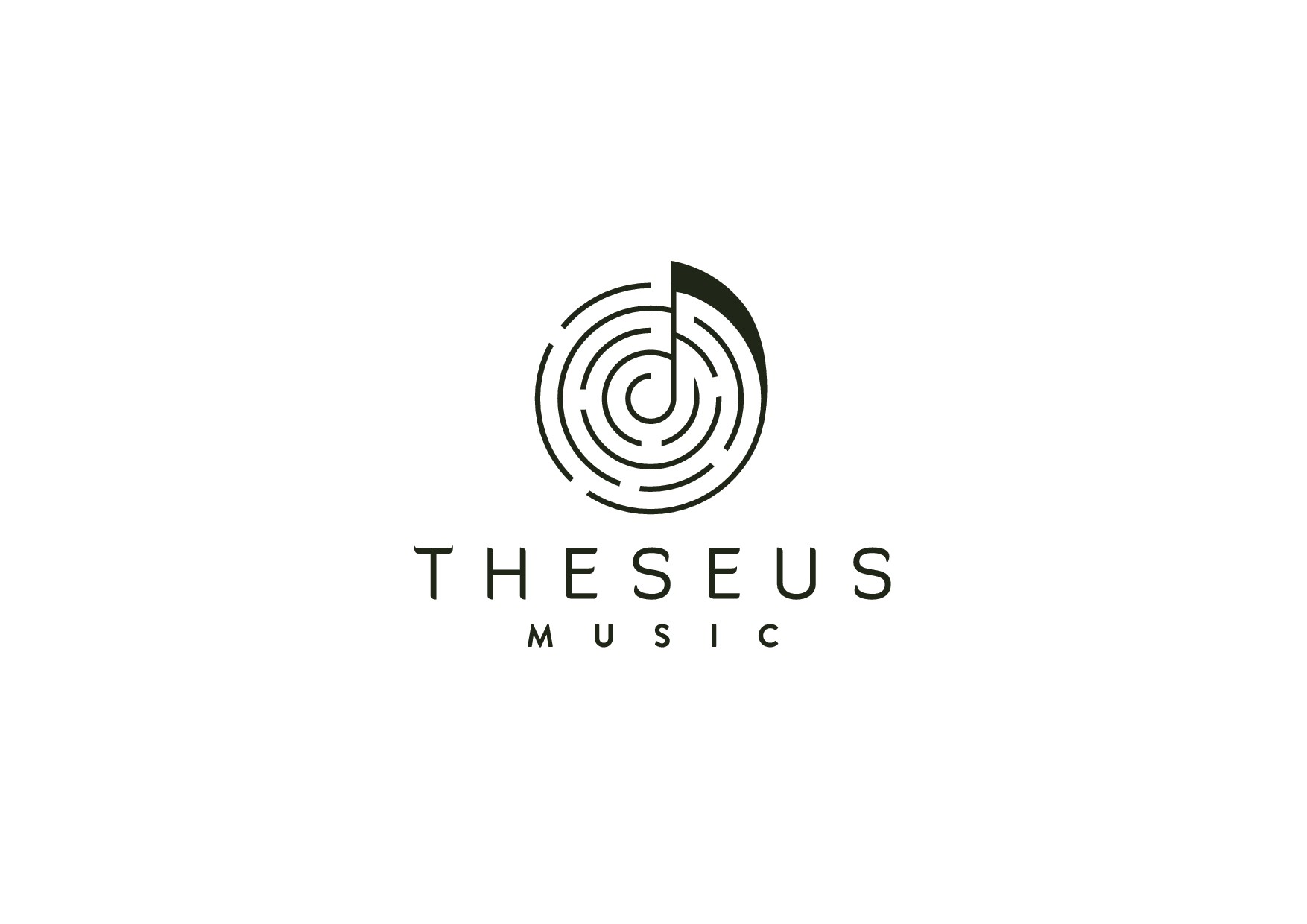 Logo design for creative music consultancy